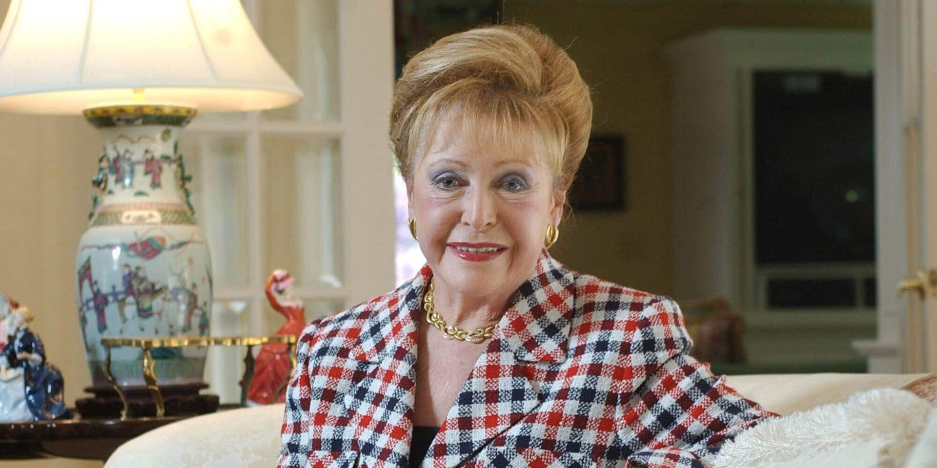 Mary Higgins Clark restera la rock star du suspense