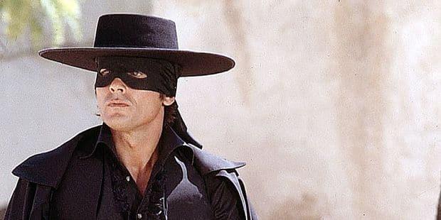 Zorro - filmstill