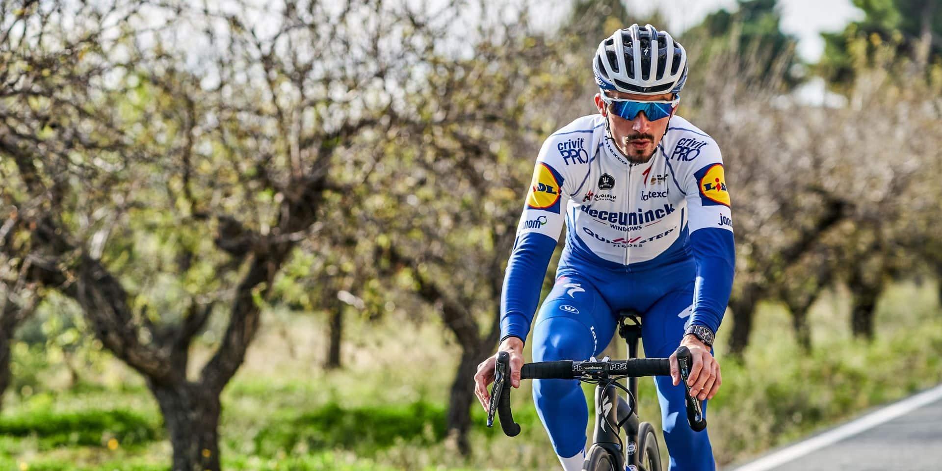 """Julian Alaphilippe: """"Pour gagner le Tour, je devrais courir contre-nature"""""""