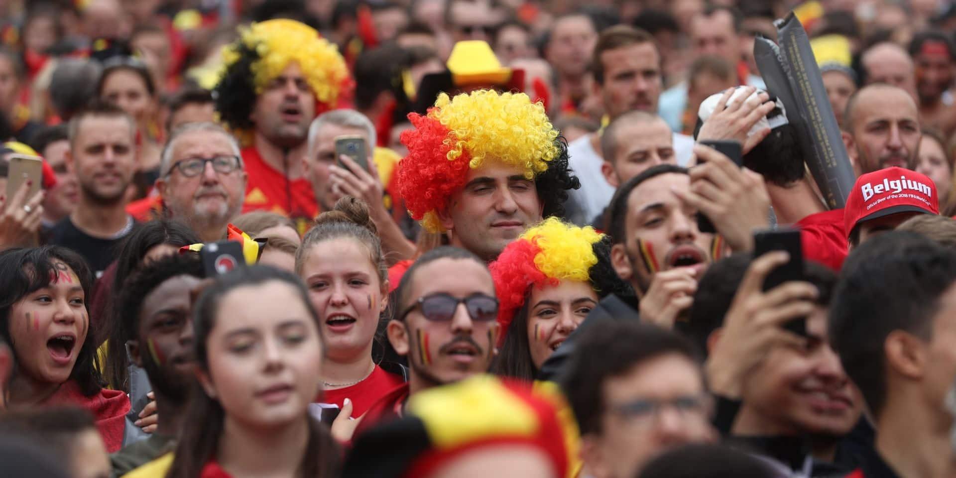 Match des Diables sur écran géant: un premier événement-test le 3 juin pour Belgique-Grèce