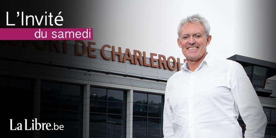 """Philippe Verdonck, CEO de l'aéroport de Charleroi: """"Le passager sera-t-il prêt à passer huit heures dans un train là où il peut prendre un vol d'une heure ?"""""""