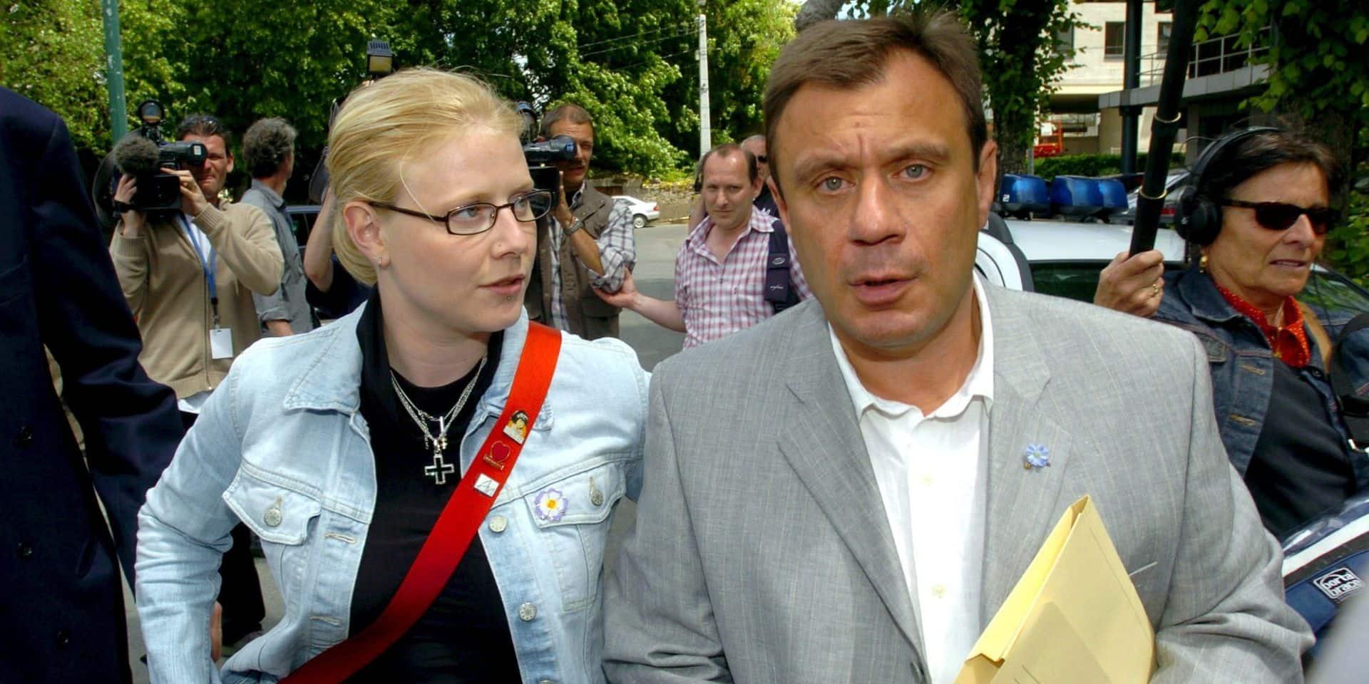 Demande de libération de Dutroux : la lettre de Laetitia Delhez et Jean-Denis Lejeune à la justice