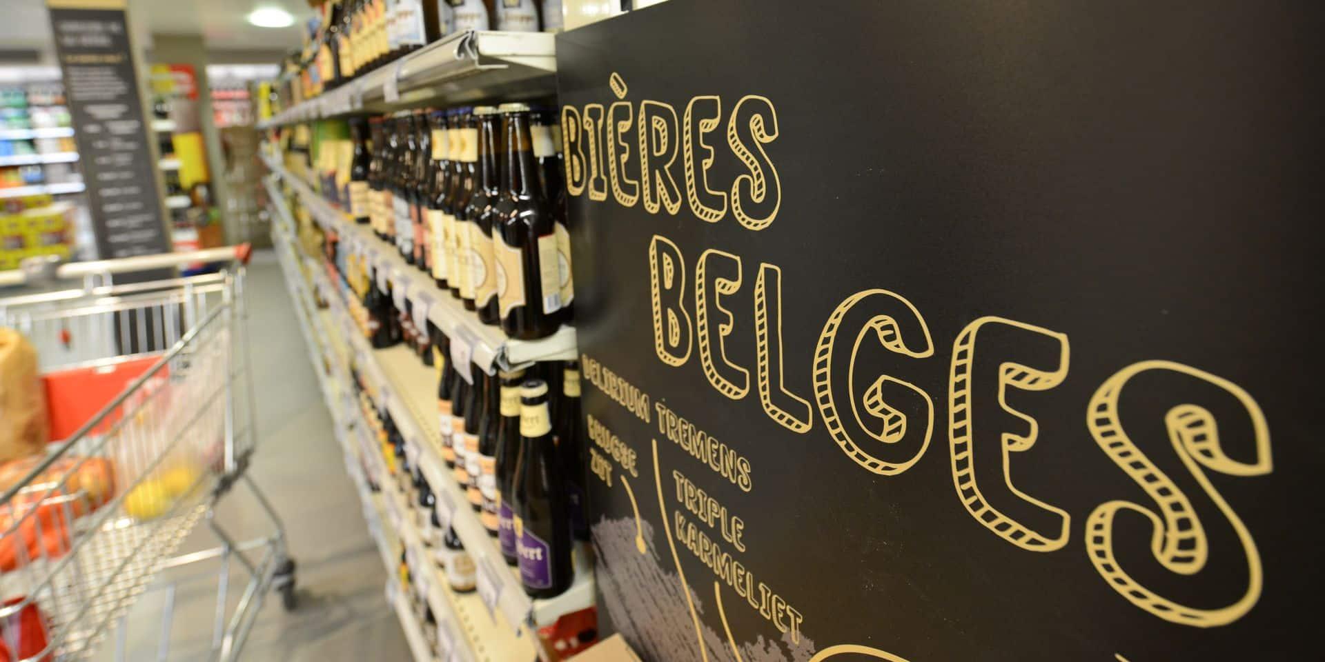 Supermarché Carrefour