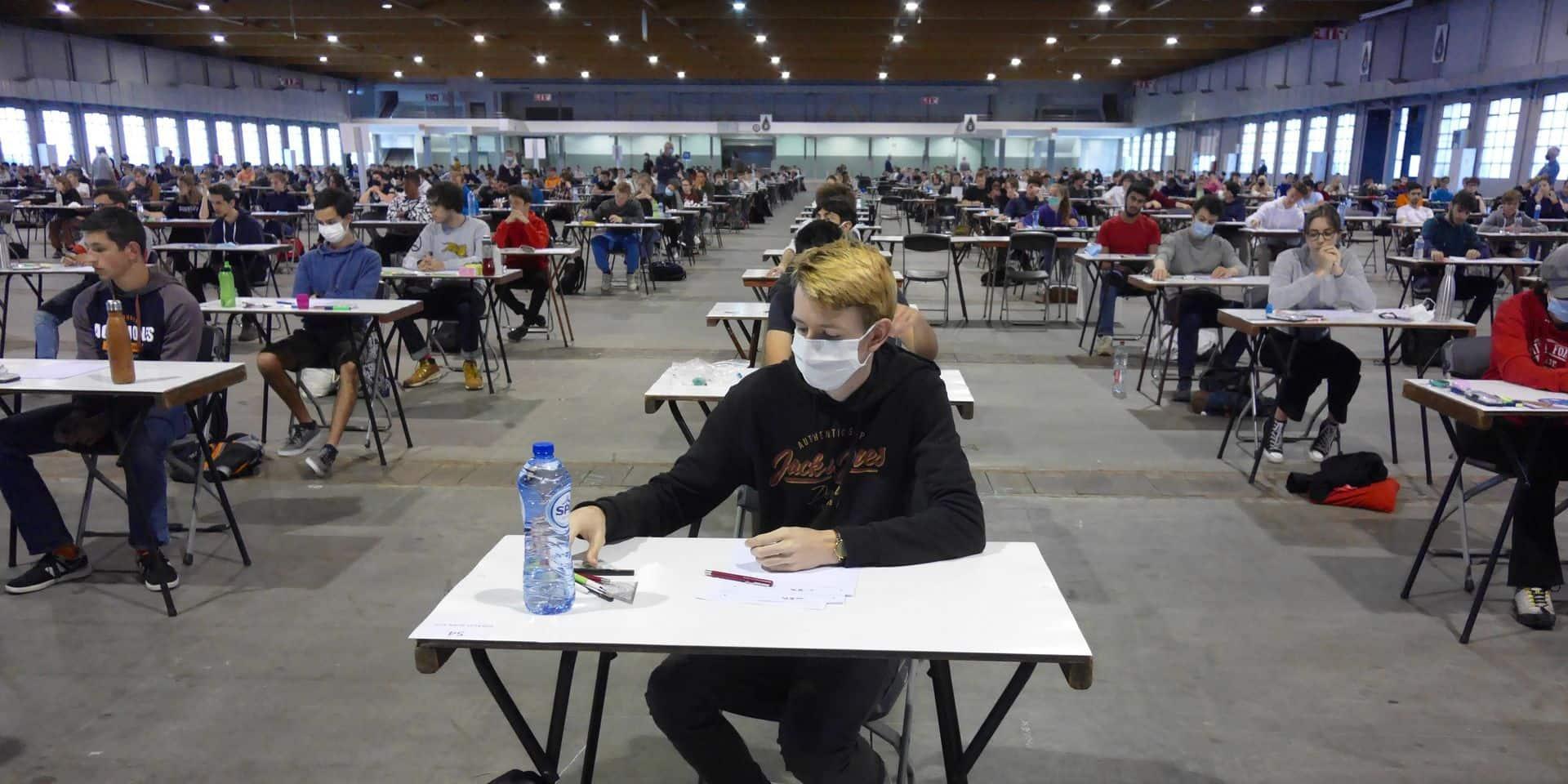 Plus de 3.000 candidats à la deuxième épreuve d'entrée en médecine et dentisterie