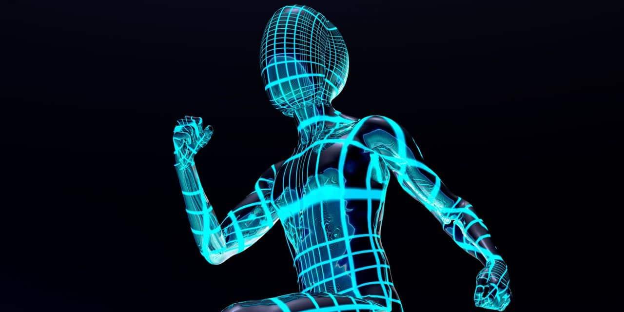 Un robot égaré dans le monde des hommes