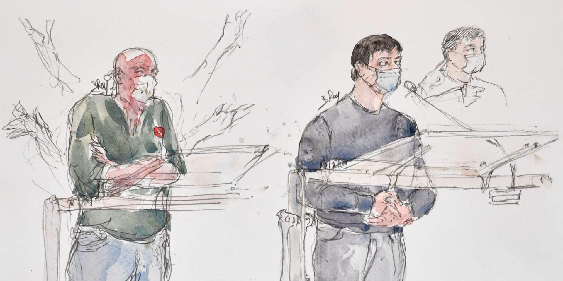 """Au procès Charlie Hebdo, un survivant décrit des séquelles """"à vie"""": """"On ne peut pas se débarrasser des douleurs"""""""