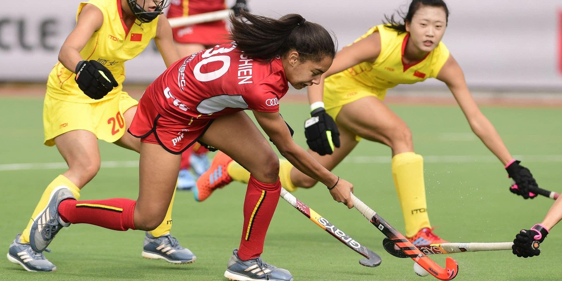 Olympic Qualifier: les Panthers remportent le premier round, la Chine presque K.-O. (0-2)