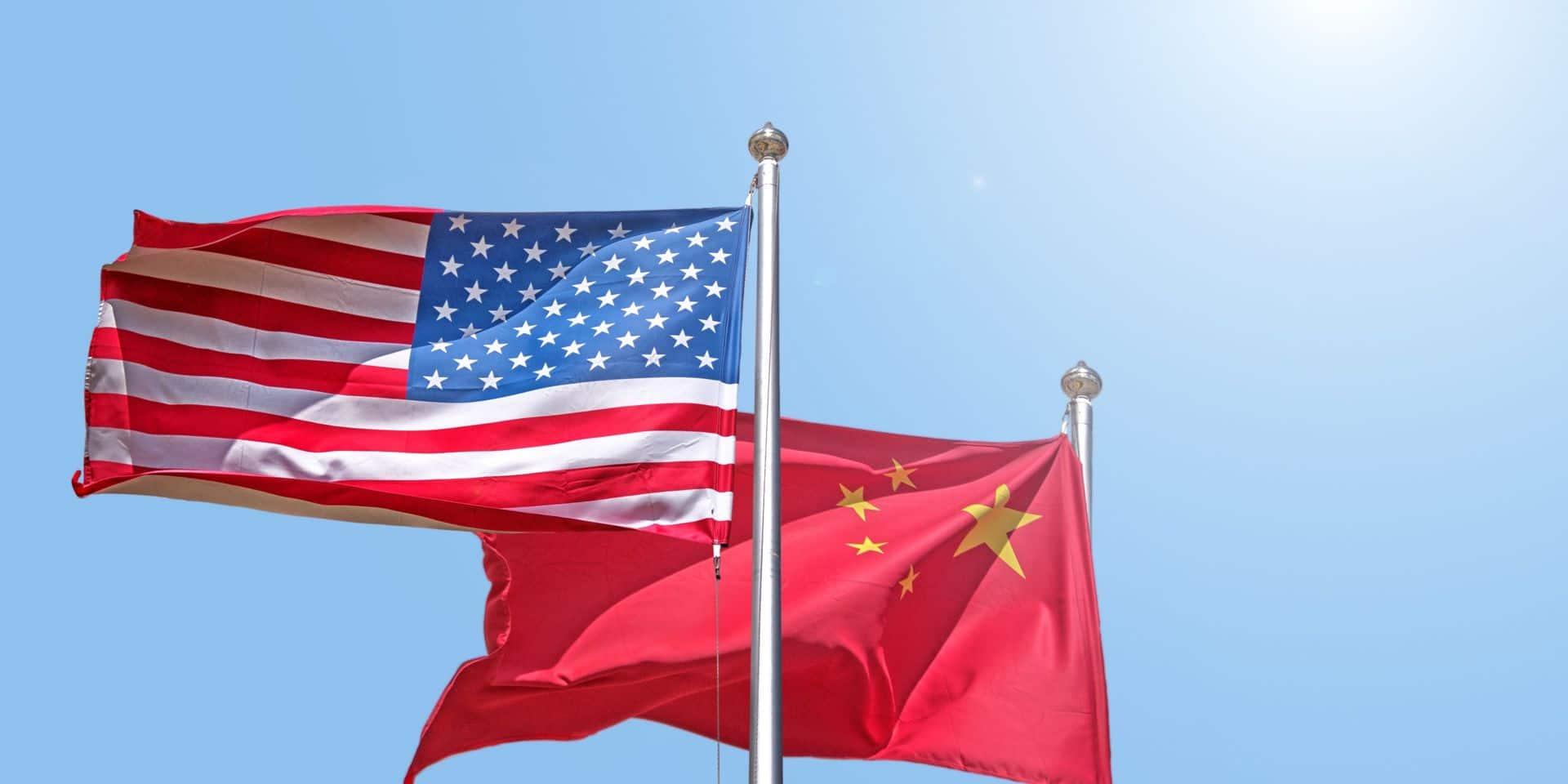 Guerre commerciale: première discussion en ligne entre responsables du commerce chinois et américains
