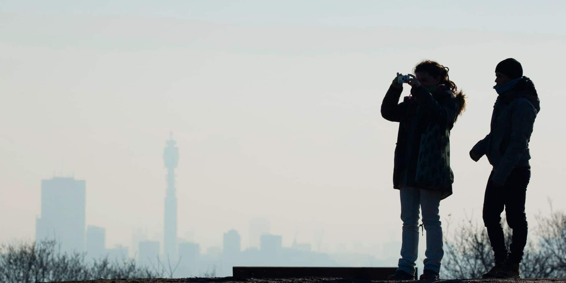 La pollution de l'air reconnue coupable de la mort d'une fillette à Londres
