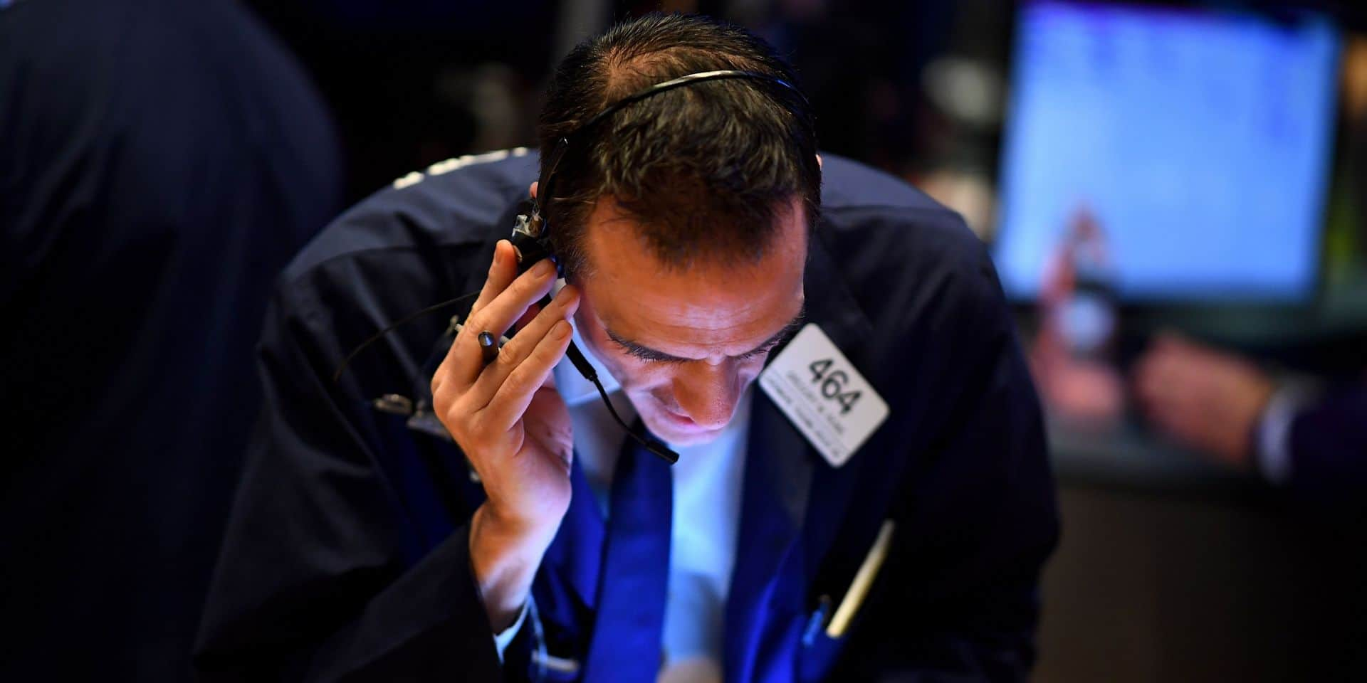 Wall Street accuse ses plus lourdes pertes depuis juin