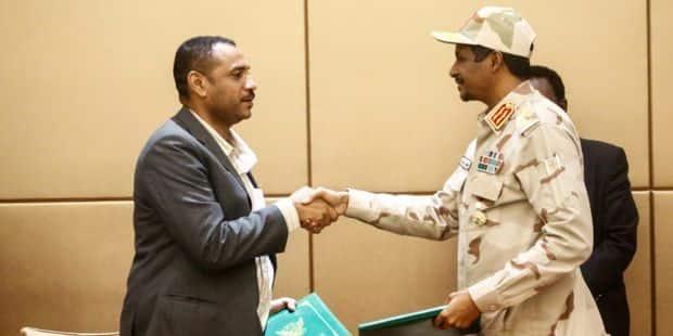 Soudan: après un accord historique, le pays entre dans sa phase concrète de transition