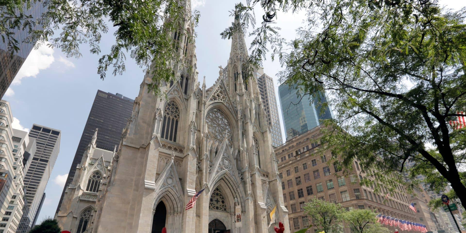 """Notre-Dame: une cathédrale """"éphémère"""" en bois sera construite sur le parvis"""