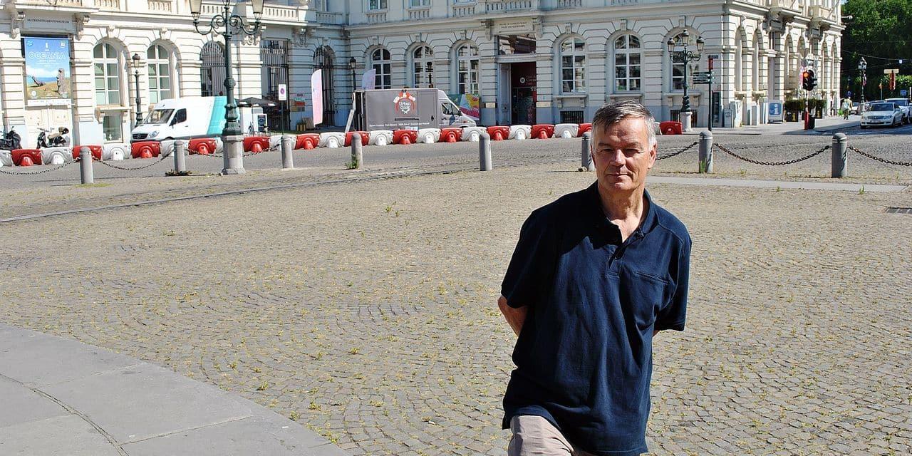 """Bruxelles : Et si la place Royale se réconciliait avec les piétons? """"Elle deviendrait un véritable lieu de rencontre"""""""