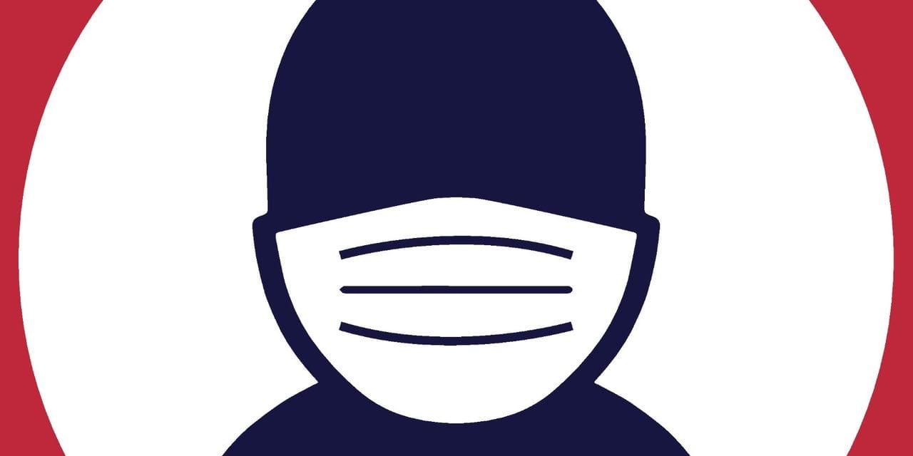 Mouscron: la mesure rendant le port du masque obligatoire prolongée jusqu'au 13 décembre