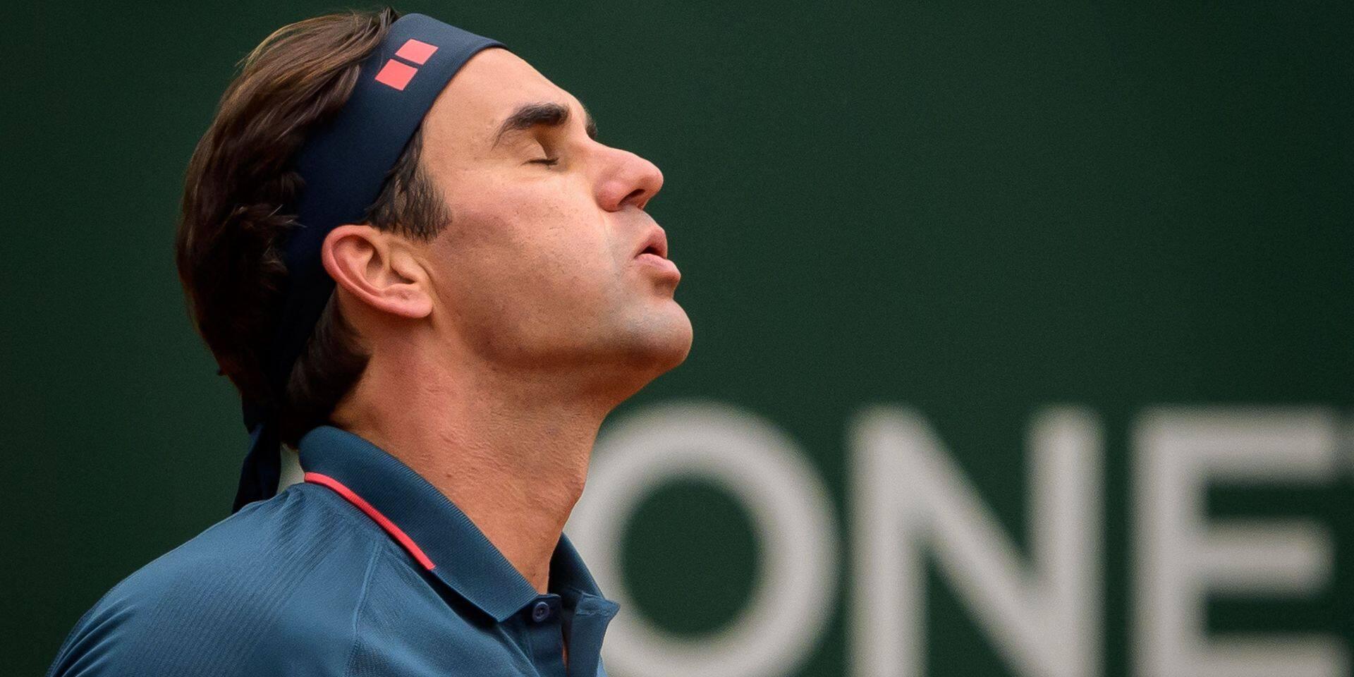 """Federer après son abandon à Roland-Garros : """"Il est important que j'écoute mon corps"""""""