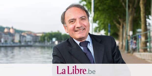 Liège : Aldo Carcaci , élu PP aux élections 2014