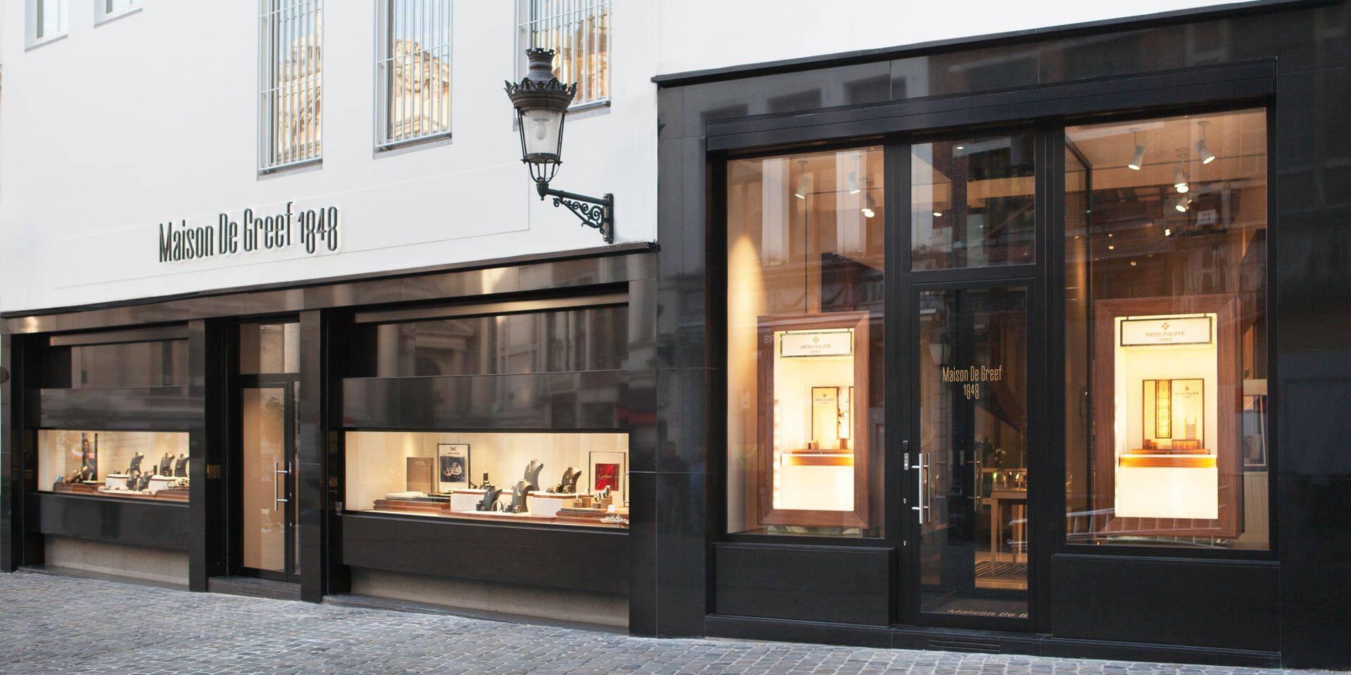 Maison De Greef : une passion séculaire pour la joaillerie et l'horlogerie