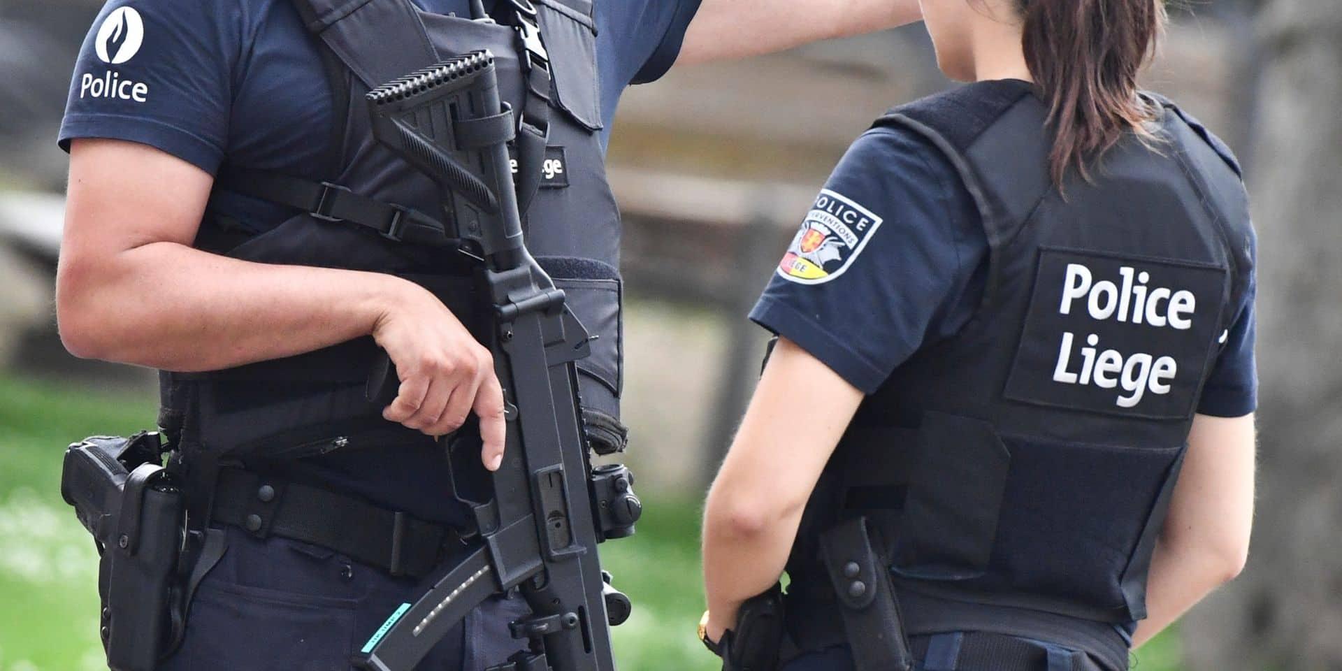Préavis de grève à la police fédérale de Liège