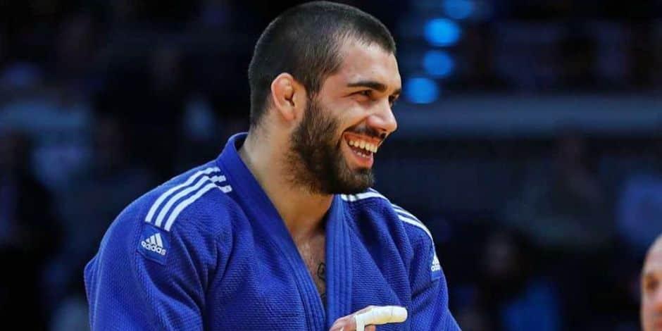 Judo : Toma Nikiforov décroche l'or à Tachkent !