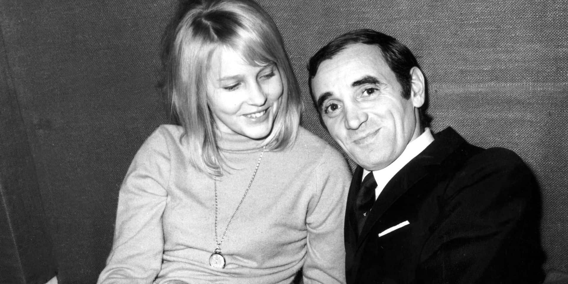 Le grand amour de Charles Aznavour s'appelait Ulla