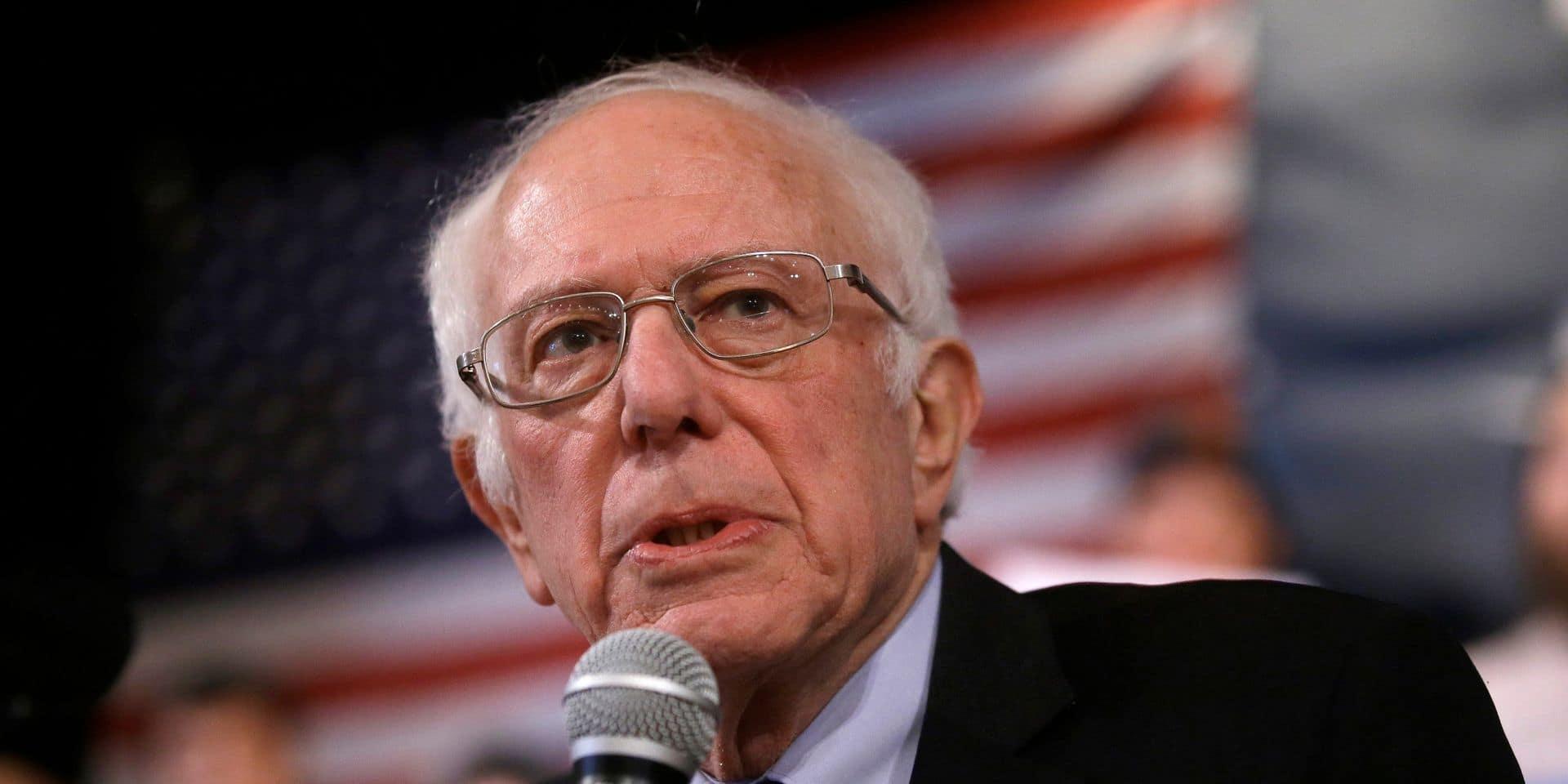 """Iowa: Buttigieg et Sanders au coude-à-coude, véritable """"coup à l'estomac"""" pour Joe Biden"""
