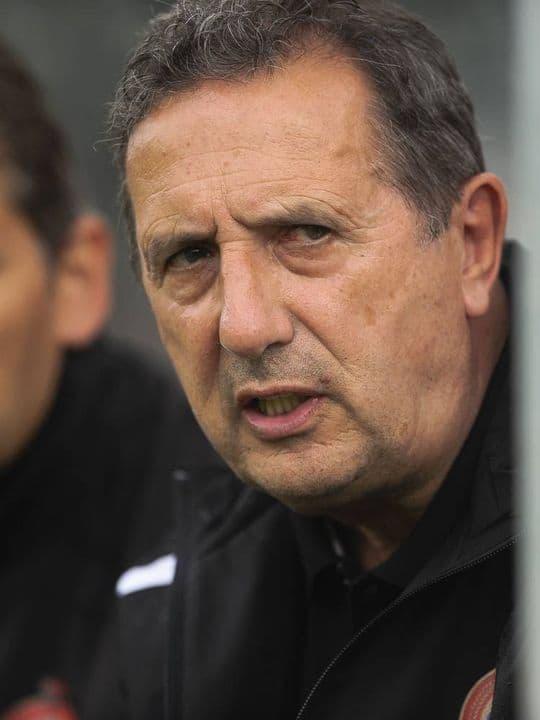 Georges Leekens nouveau sélectionneur tunisien