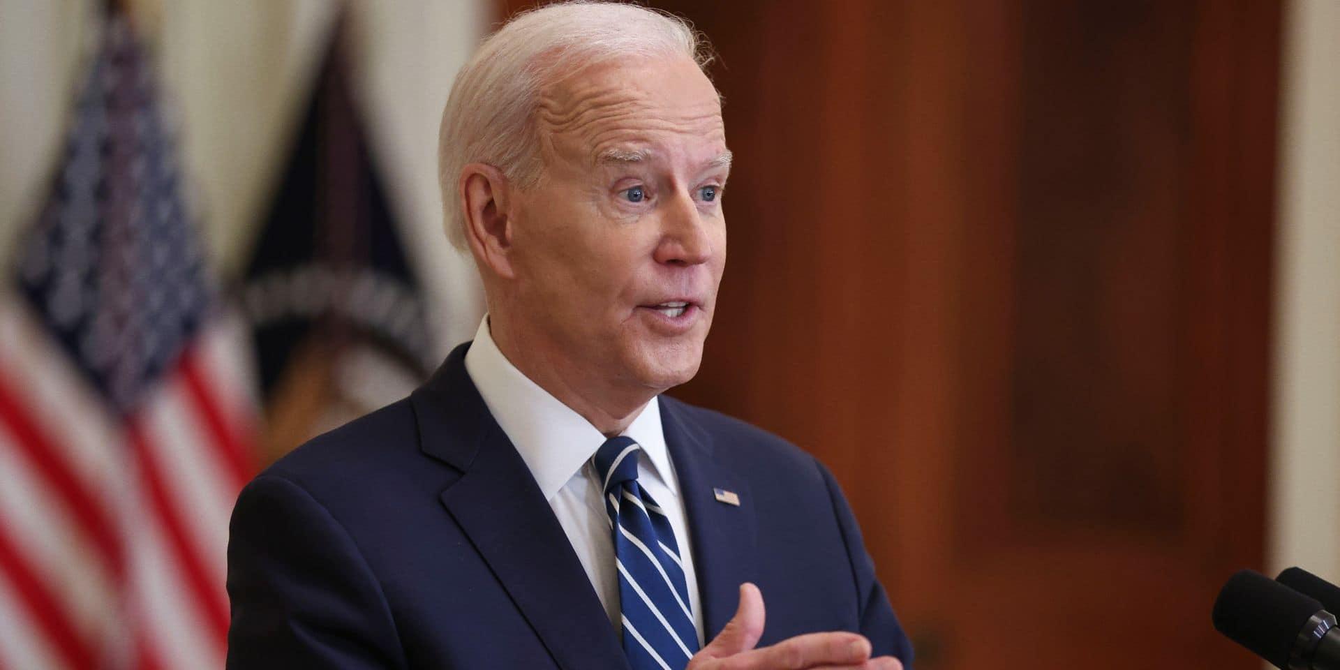 """Biden met en garde la Corée du Nord après des tirs de missiles : """"Il y aura des réponses s'ils choisissent l'escalade"""""""