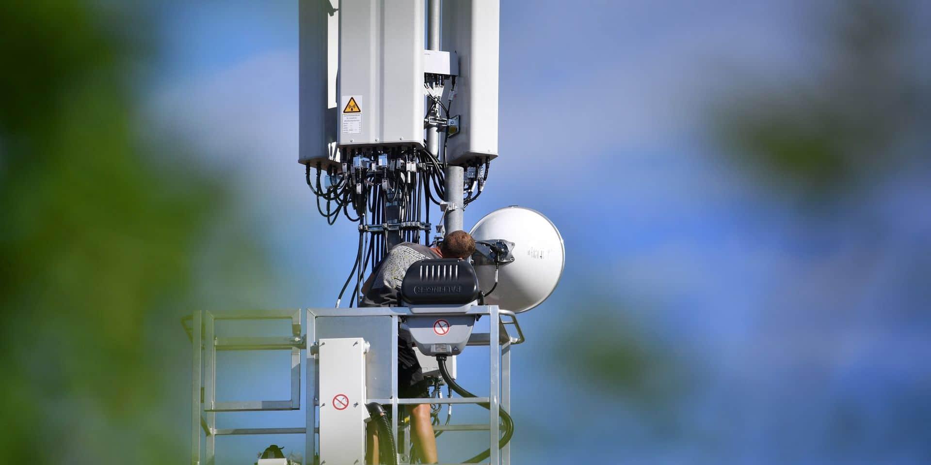 Un groupe d'experts mis en place en Wallonie pour évaluer l'impact de la 5G