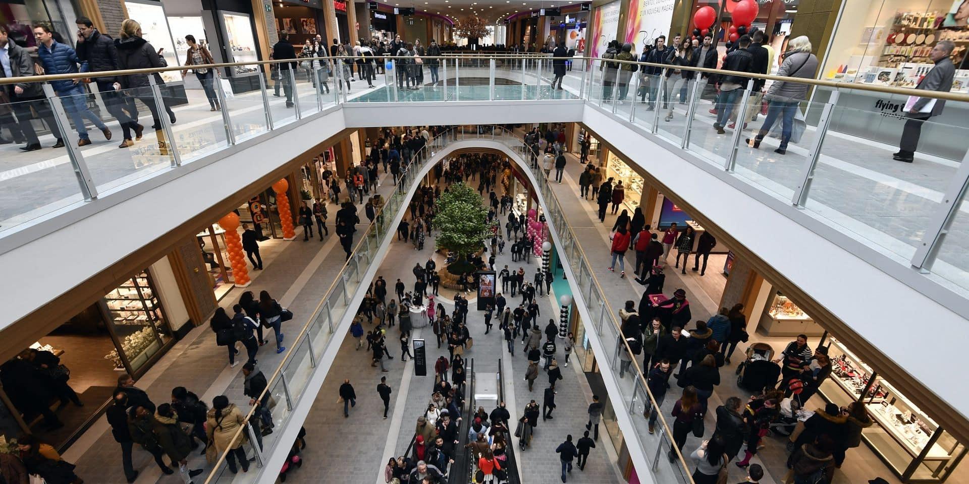 Le succès des centres commerciaux ne dépend plus de la mode