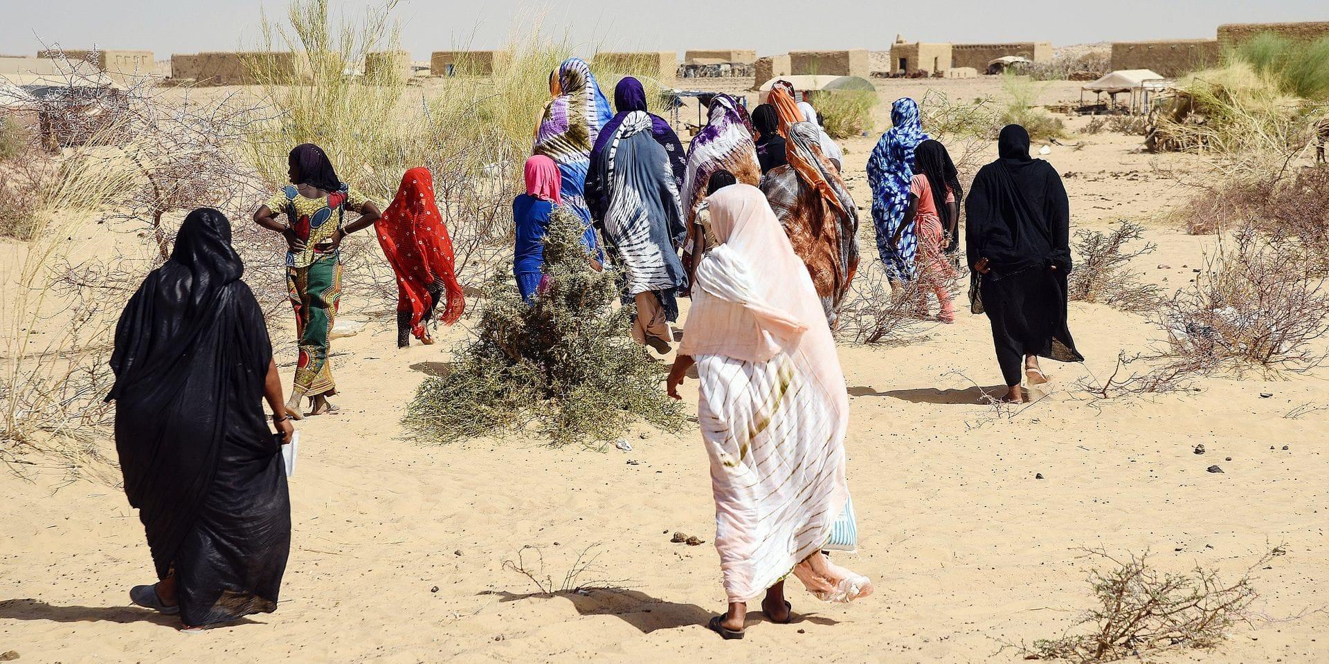 Le retour des deplacees de Koygouma au Mali