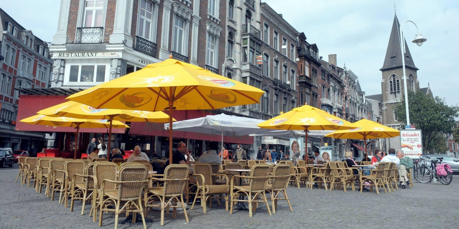 Liège réduit une série de taxes pour aider l'horeca