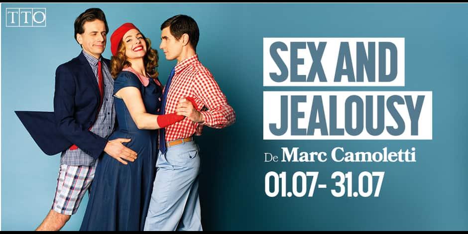 Concours : Il est temps d'en rire ! Assistez à l'avant-première de Sex and Jealousy le 29 juin au bord du lac de Genval