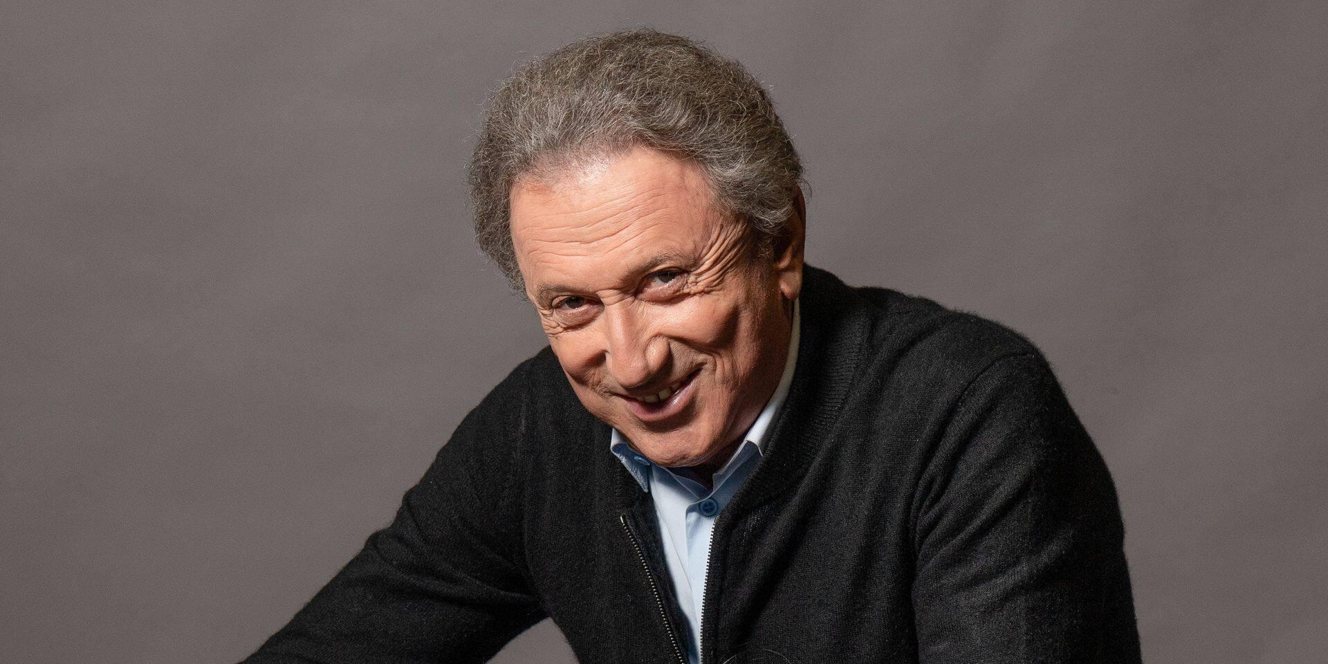 Michel Drucker, de la télé au one-man show : « Au début, je trouvais mes imitations foireuses »