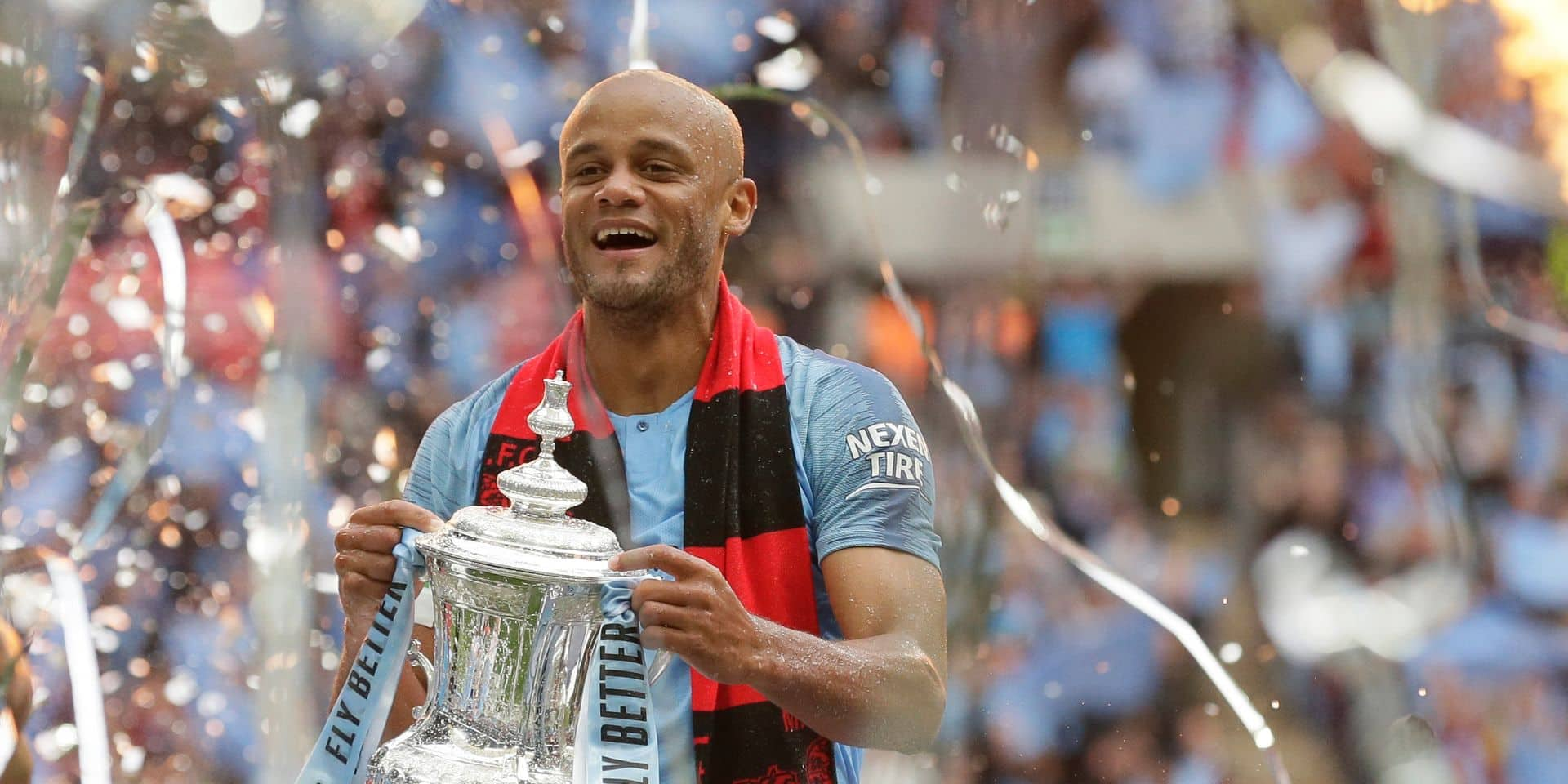 Vincent Kompany quitte City !