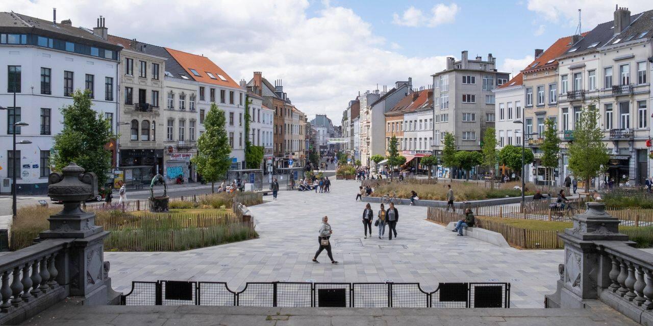 Voici les prix de l'immobilier en Région bruxelloise (CARTE) - lalibre.be