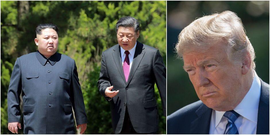 La Chine a-t-elle fait dérailler le sommet Kim-Trump ?