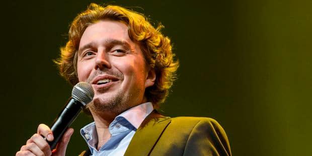 L'humoriste belge, Alex Vizorek, sera le maître de cérémonie des Magritte - La Libre