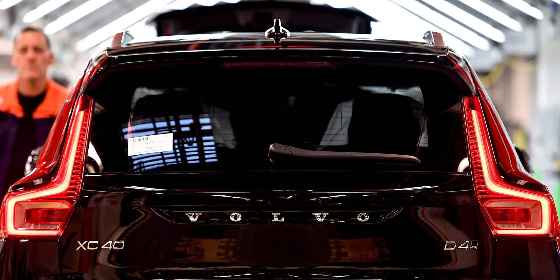 """""""L'électrification représente l'avenir pour Volvo Cars"""""""