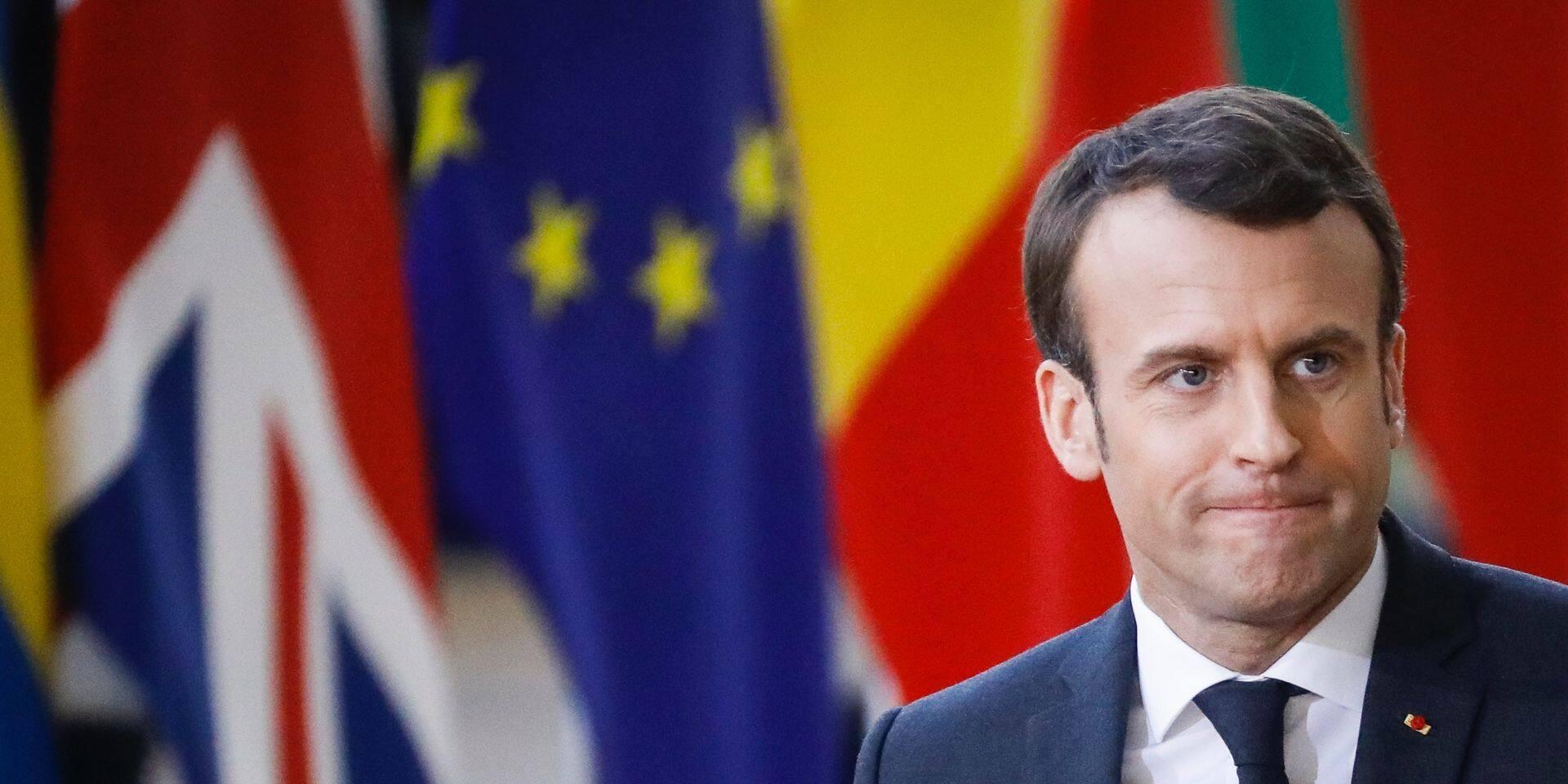 Emmanuel Macron pourrait démissionner de son poste... pour être réélu
