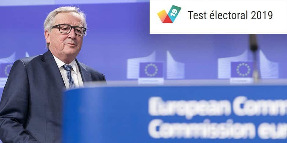 """""""Le président de la Commission européenne doit être élu directement par les citoyens"""" : qu'en pensent les partis ?"""