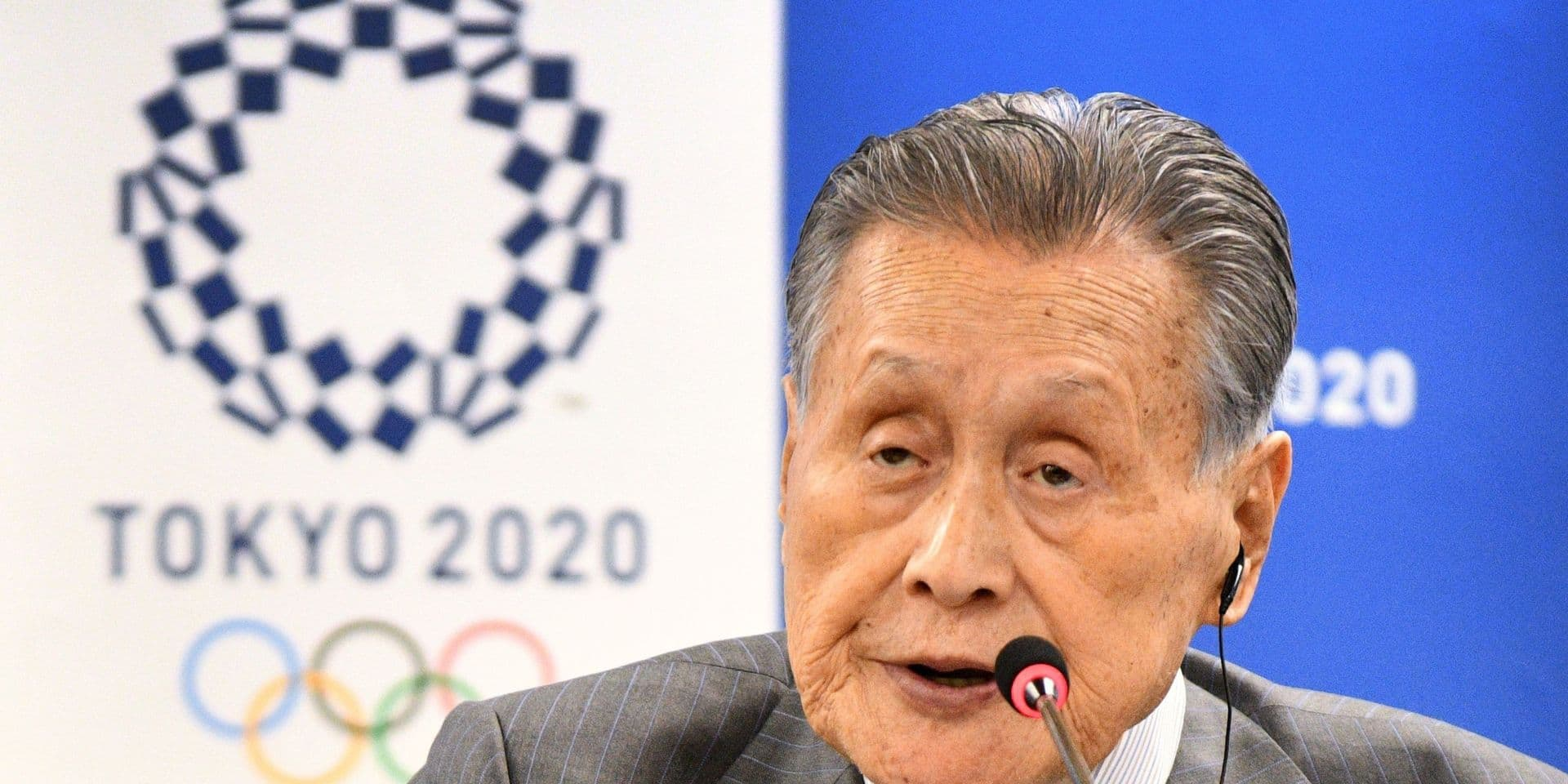 """""""Si la pandémie n'est pas maîtrisée en 2021, alors il faudra annuler les Jeux olympiques"""""""