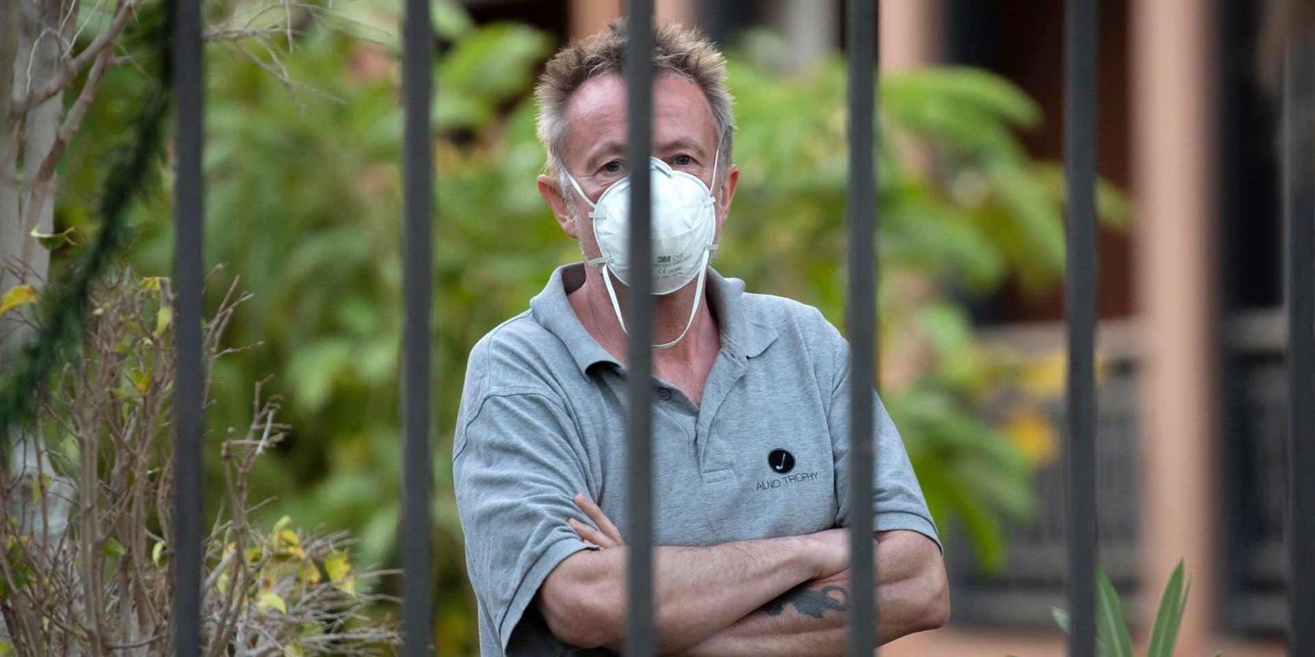 """Coronavirus: les Belges placés en quarantaine à Tenerife pourront rentrer """"sous conditions"""""""