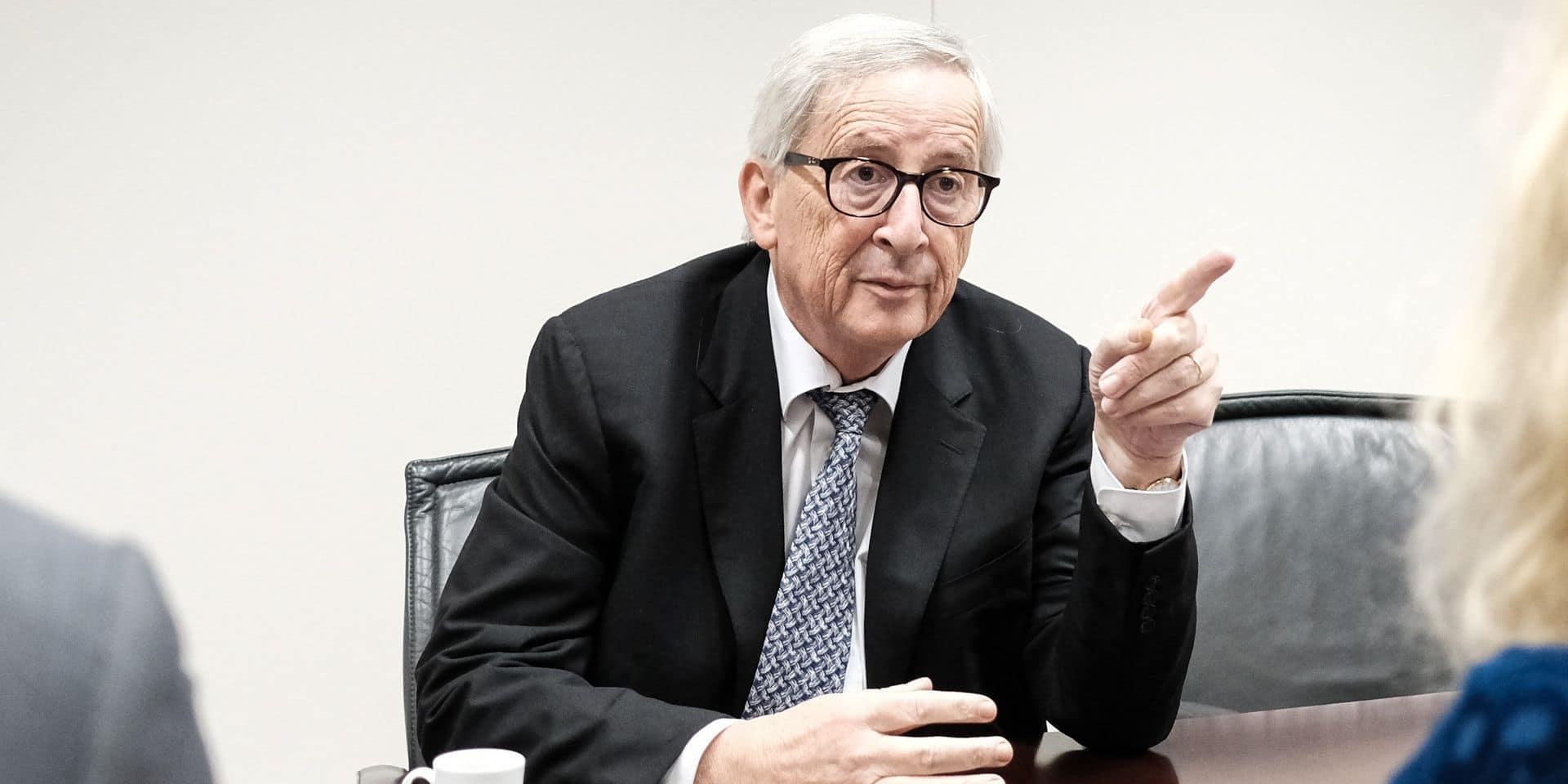 Juncker se défend dans un scandale d'écoutes illégales au Luxembourg