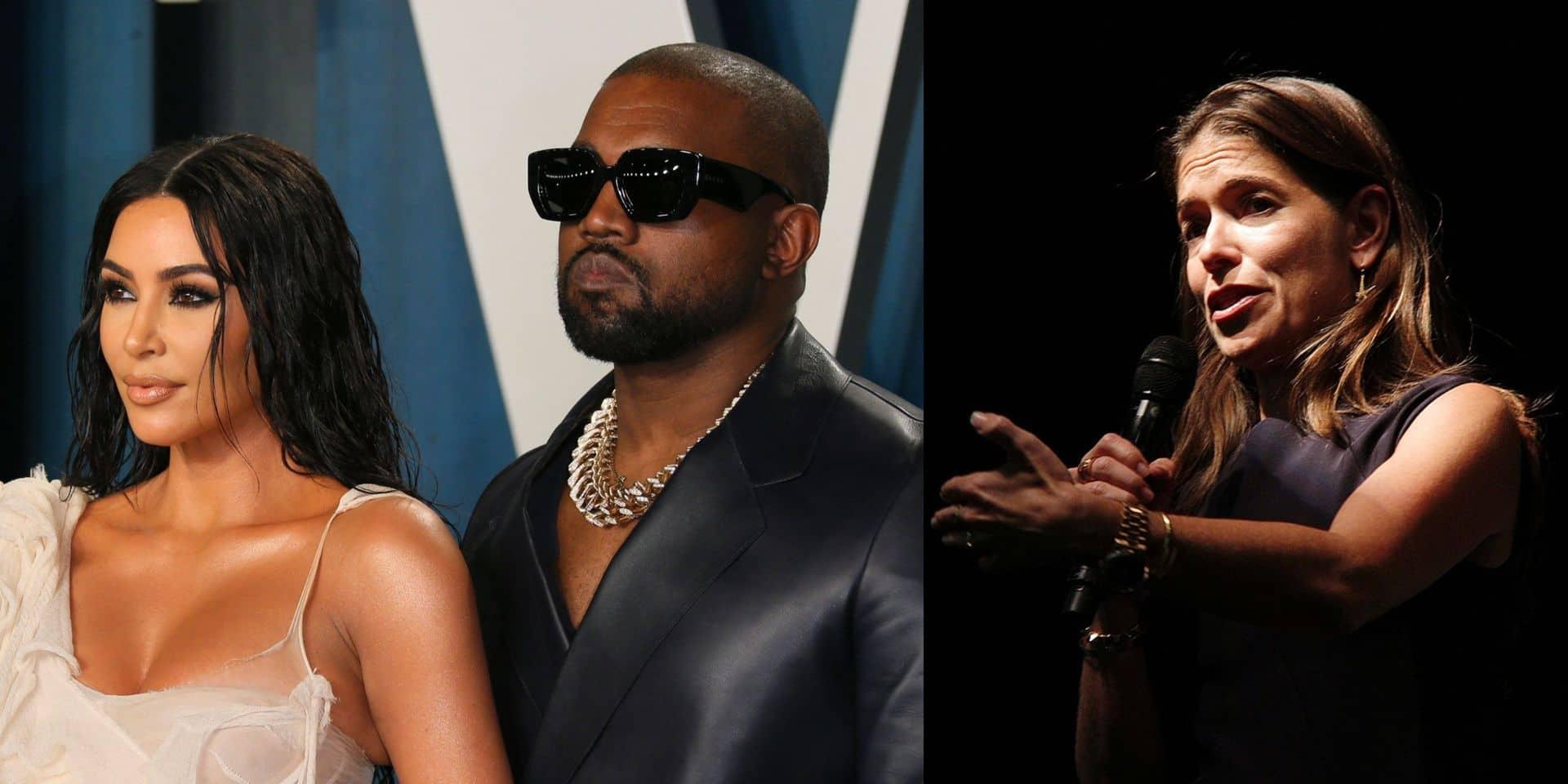 """Johnny Depp, Britney Spears et maintenant Kim Kardashian... Qui est Laura Wasser, """"La Reine des séparations"""" ?"""