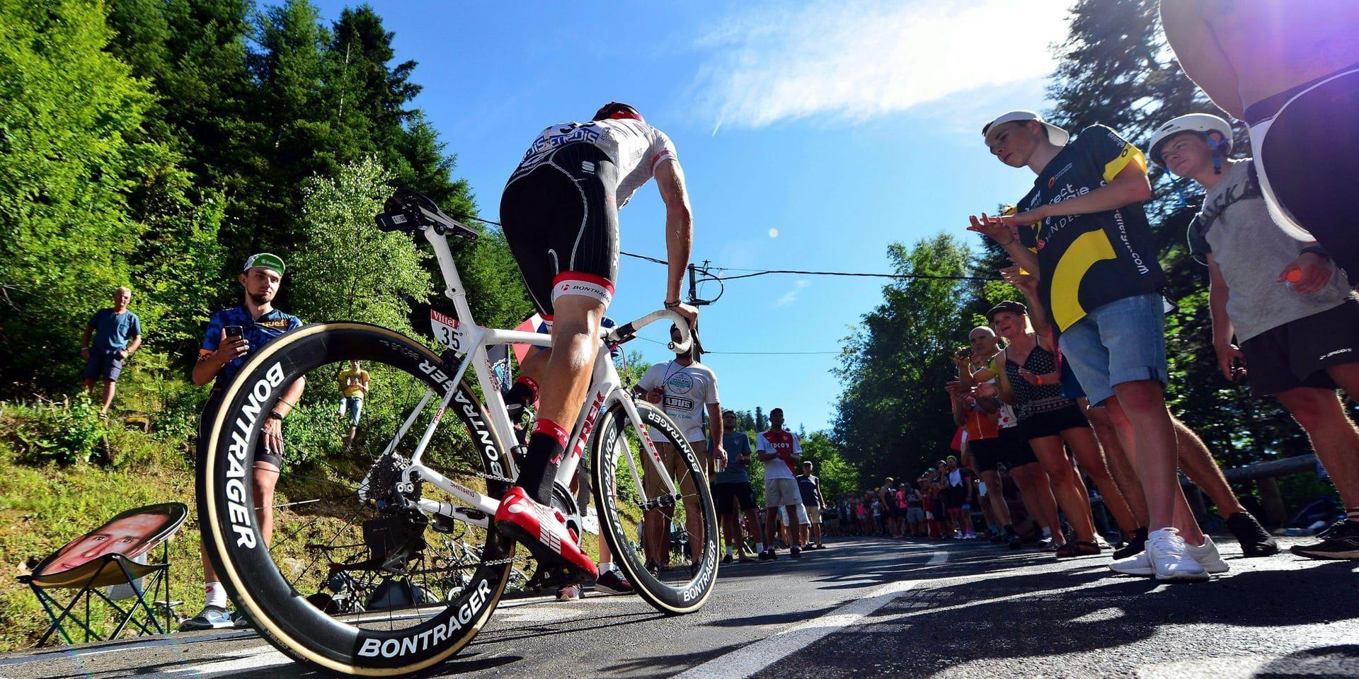 Tour de France : les équipes comptant deux cas de Covid seront exclues de l'épreuve