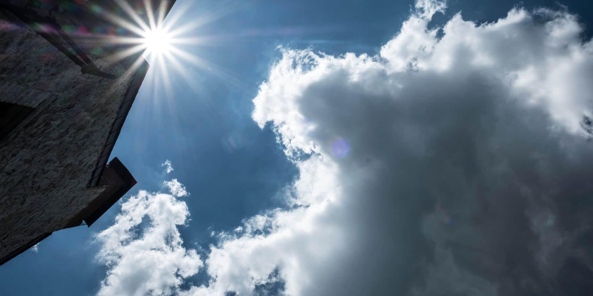 Météo - Jusqu'à 36 degrés en Campine mardi