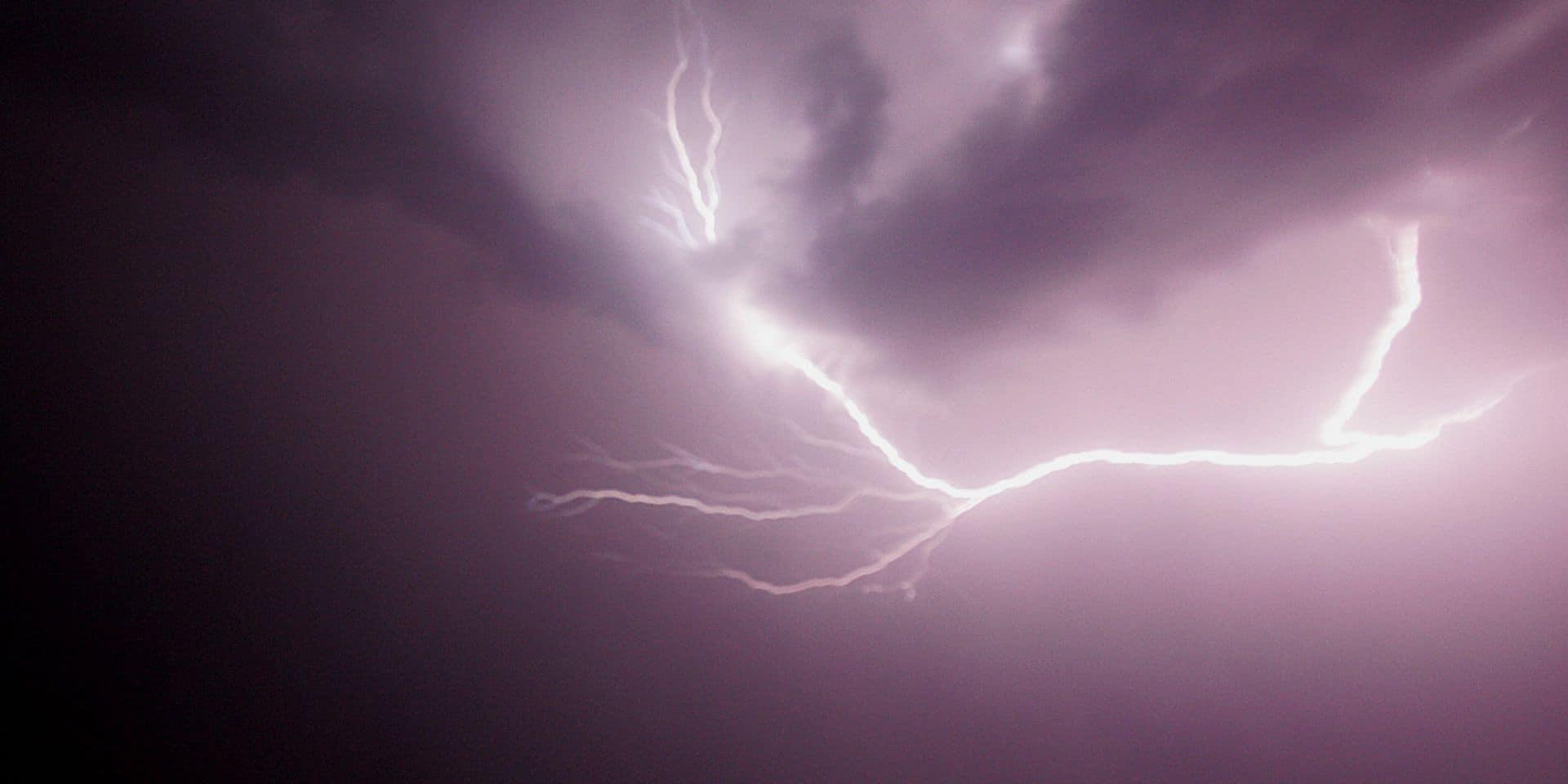 Météo : des averses orageuses très intenses au programme cette semaine