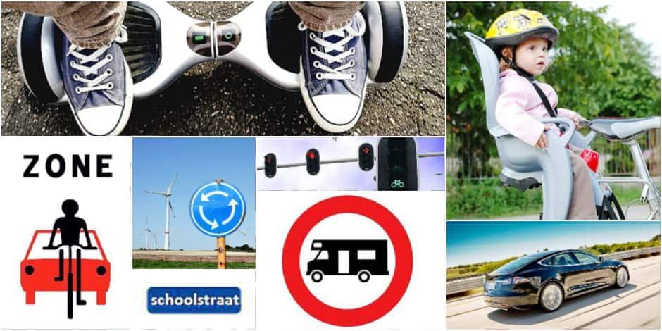 Le code de la route fait peau neuve: voici les 20 nouveautés - La Libre
