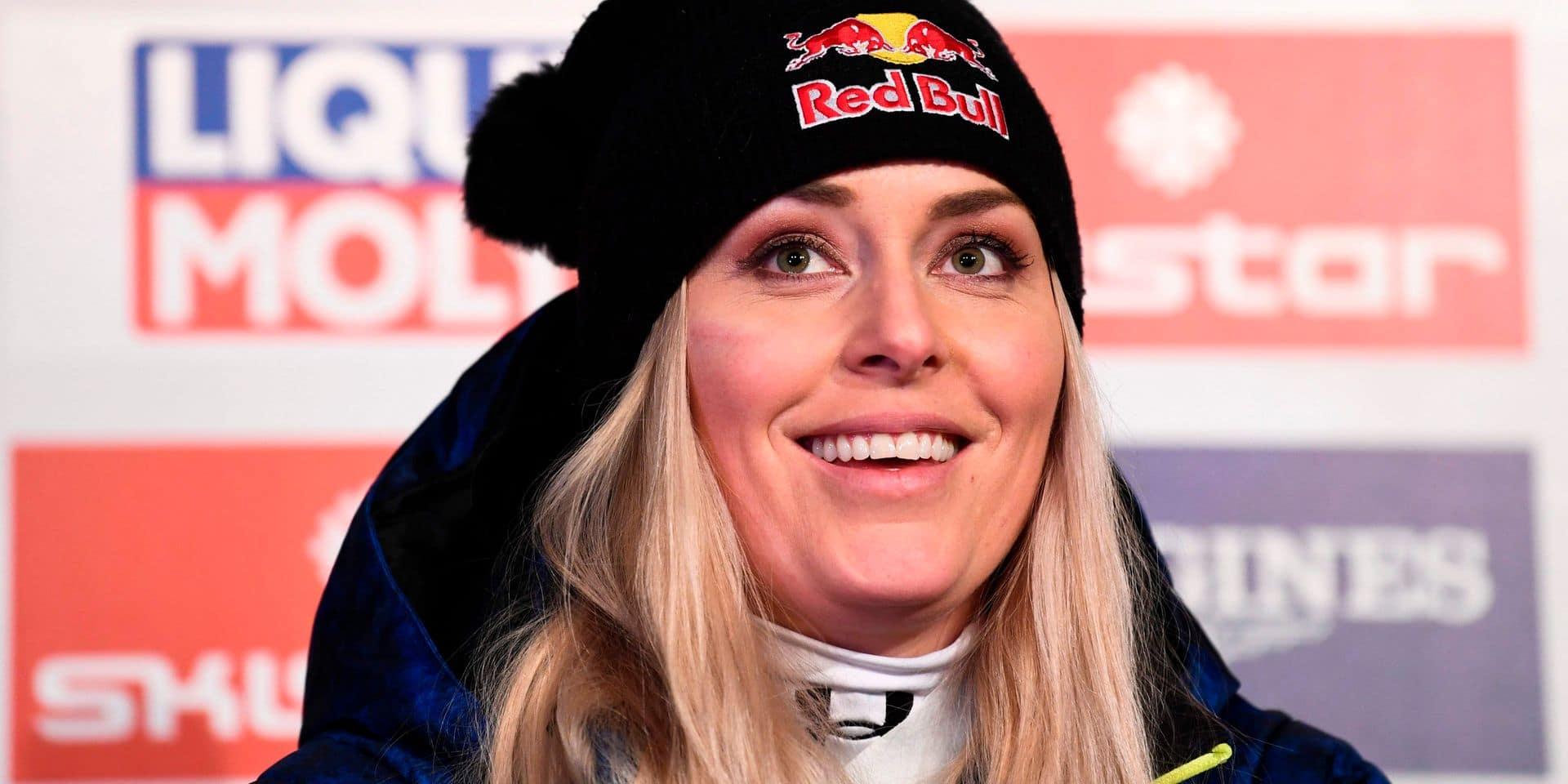 Lindsey Vonn, la diva des neiges