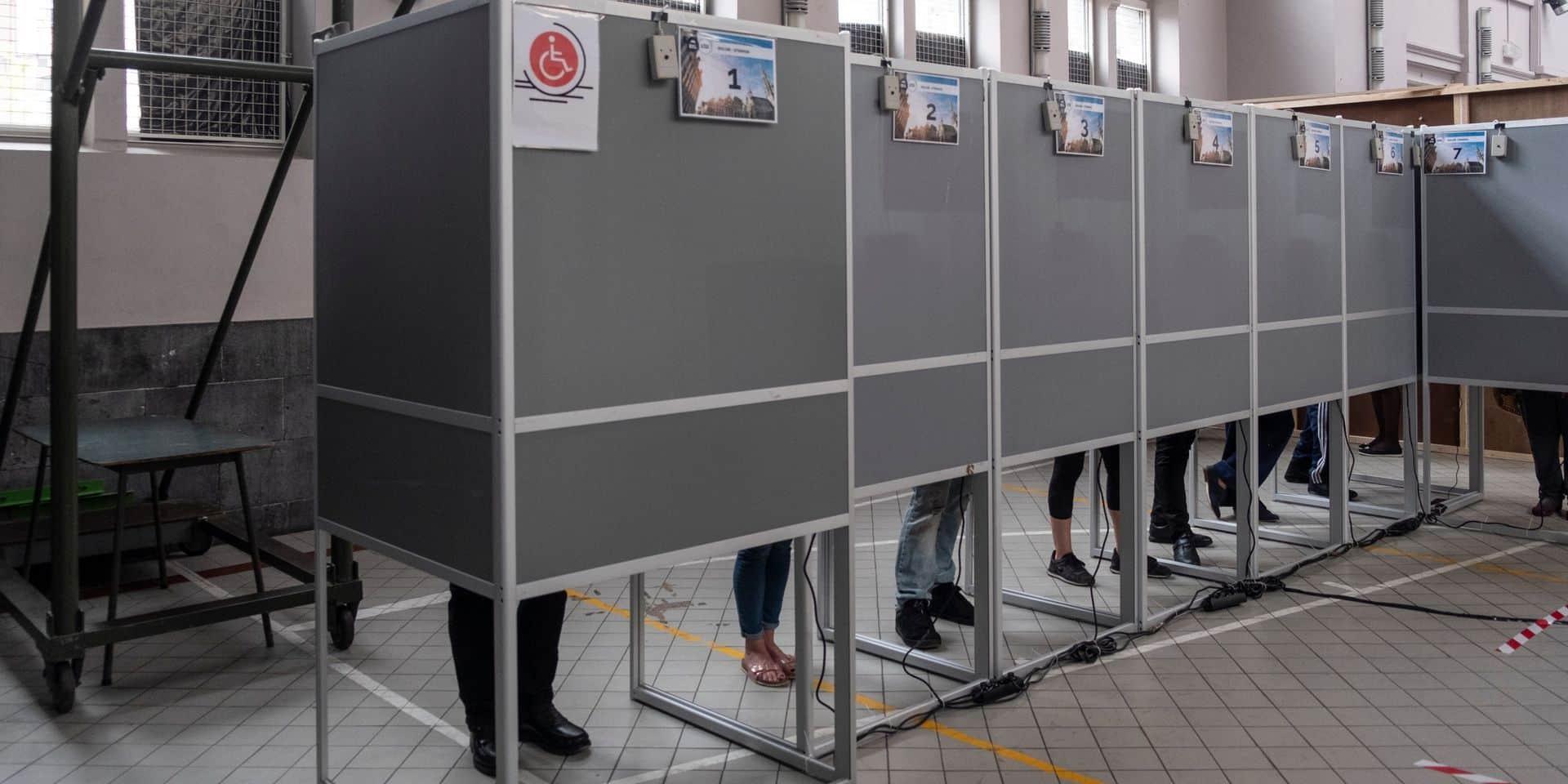 Les listes de suppléants disparaîtront aux élections régionales wallonnes de 2024